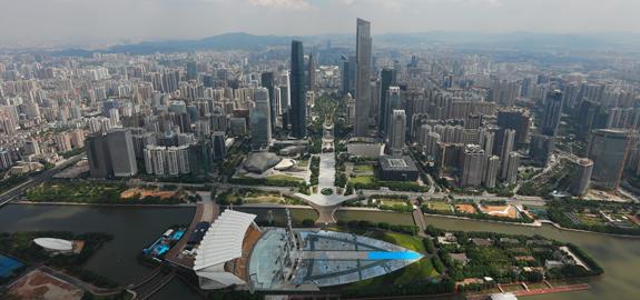 珠江新城核心区地下空间基坑支护