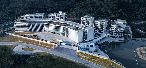 港珠澳大桥主体工程-管理养护中心