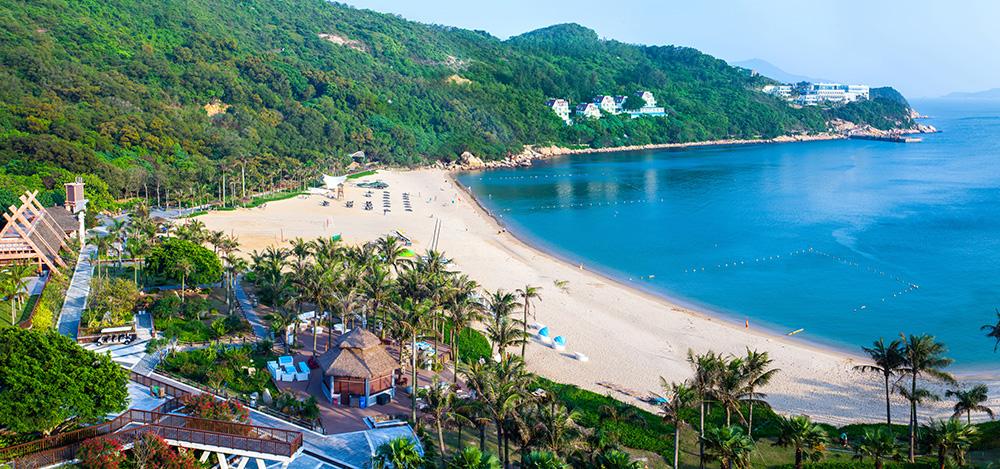 珠海伶仃海岸园林景观及绿化设计
