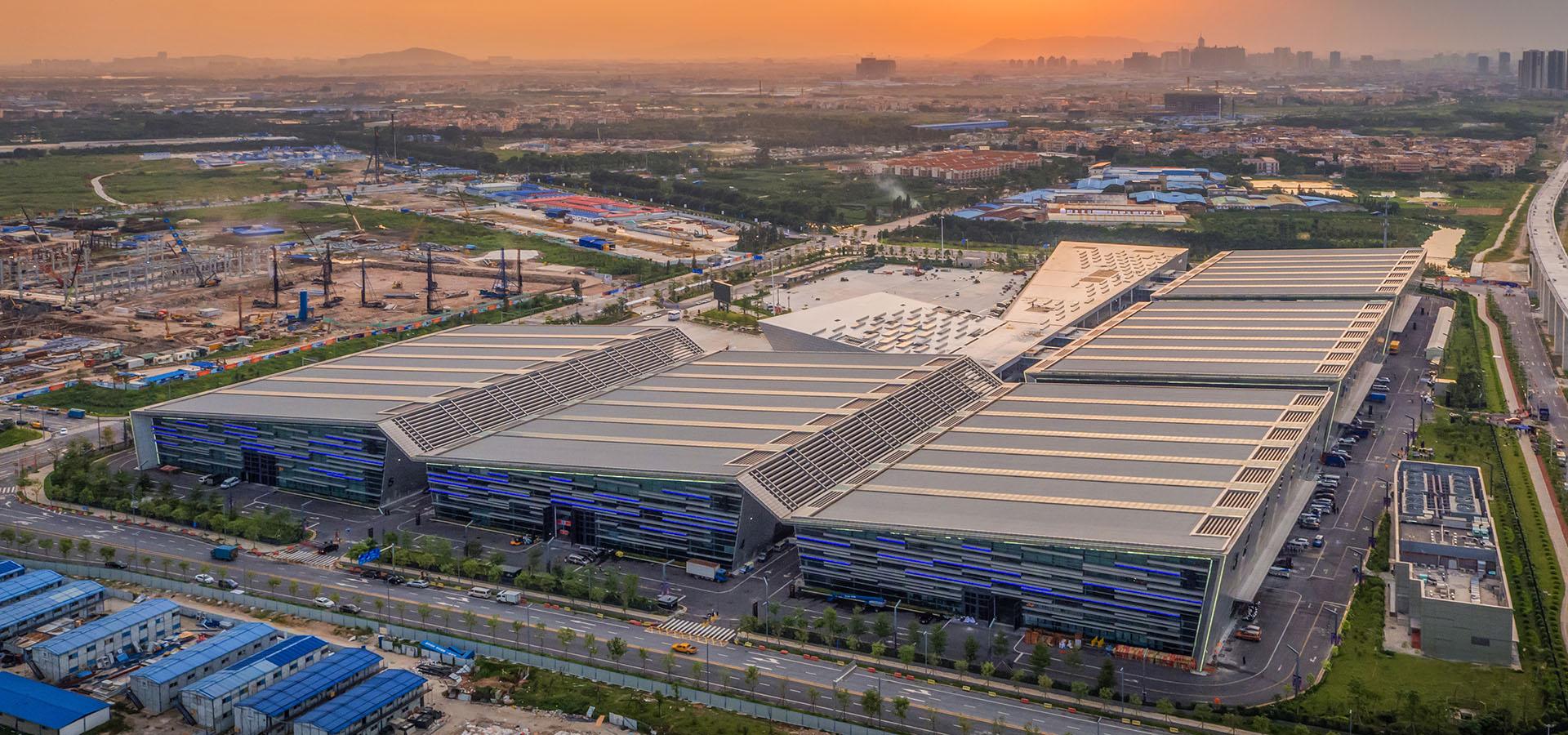 广东(潭洲)国际会展中心首期工程